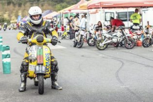 vespa, campeonato galego