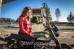 Moto Guzzi v7 Stone