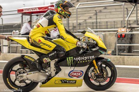 moto2 cev, luca marini, vr46 riders academy